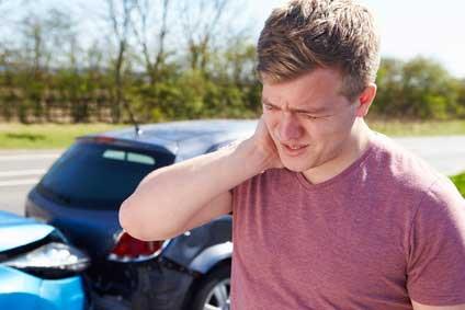 indemnizacion por accidente de coche