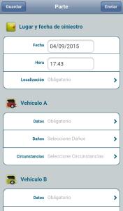 datos vehículo app idea