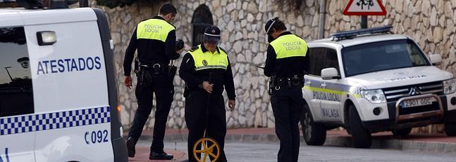 atestats policia