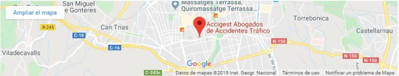 Maps Accigest Terrassa