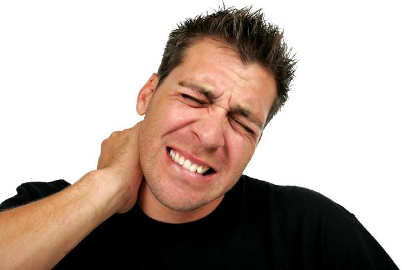 dolor coll accident de trànsit