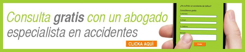 Haz una consulta con un abogado especialista en accidentes de tráfico.