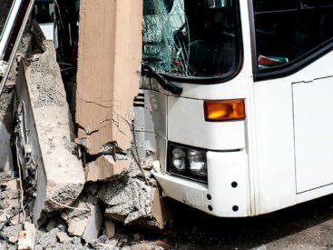 Reclamació d'indemnització per accident d'autobús