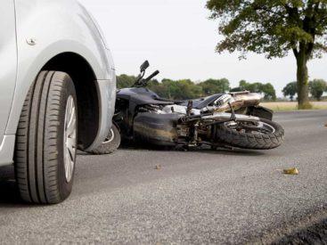 Reclamació d'indemnització per accident de moto o ciclomotor