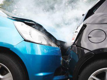 Reclamació d'indemnització per accident de trànsit