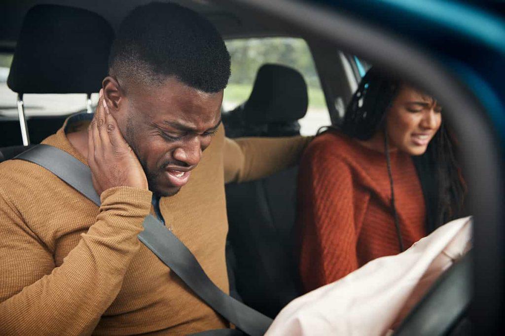 Daños personales por accidente de tráfico - Accigest